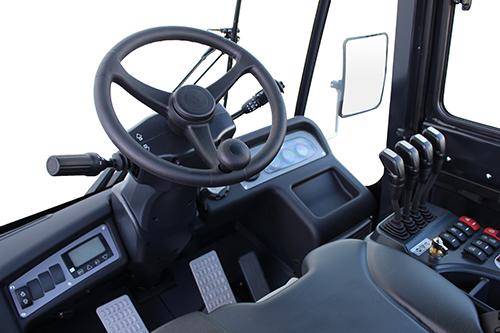 D70S-7 Kippbare Fahrerkabine